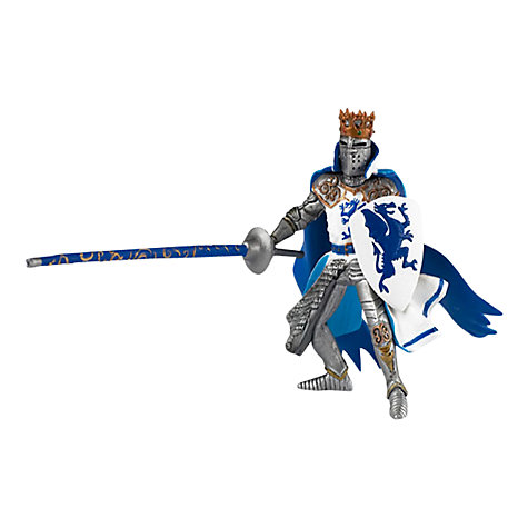 Buy Papo Figurines: Dragon King, Blue Online at johnlewis.com
