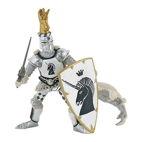 Buy Papo Figurines: Weapon Master Unicorn Online at johnlewis.com