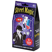 Buy Tobar Street Magic Set Online at johnlewis.com