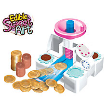 Buy Tobar Edible Sweet Art Chocolart Coin Press Online at johnlewis.com