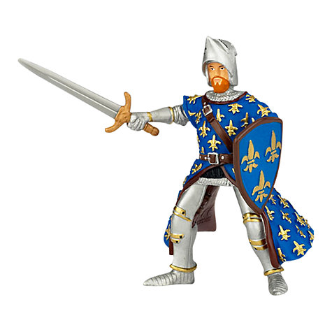 Buy Papo Figurines: Prince Philip, Blue Online at johnlewis.com