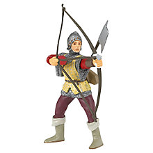 Buy Papo Figurines: Bowman, Red Online at johnlewis.com