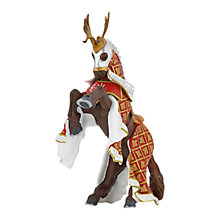 Buy Papo Figurines: Weapon Master Horse Online at johnlewis.com