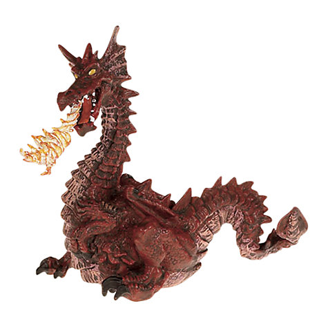 Buy Papo Figurines: Red Dragon Online at johnlewis.com
