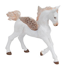 Buy Papo Figurines: Baby Pegasus Online at johnlewis.com