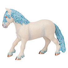 Buy Papo Figurines: Blue Fairy Pony Online at johnlewis.com