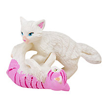 Buy Papo Figurines: Rough 'n' Tumble Kittens Online at johnlewis.com