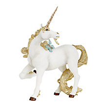 Buy Papo Figurines: Golden Unicorn Online at johnlewis.com