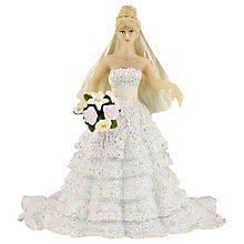 Buy Papo Figurines: White Bride Lace Online at johnlewis.com