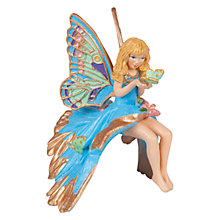 Buy Papo Figurines: Blue Elf Child Online at johnlewis.com
