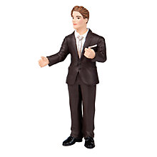 Buy Papo Figurines: Groom In Suit Online at johnlewis.com