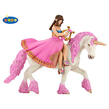 Buy Papo Figurines: Princess With Lyre Online at johnlewis.com