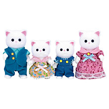 Buy Sylvanian Family Persian Cat Family Online at johnlewis.com