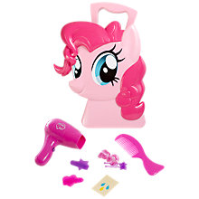 Buy My Little Pony Pinkie Pie Haircare Case Online at johnlewis.com