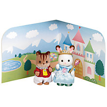 Buy Sylvanian Families Nursery Stage Set Online at johnlewis.com