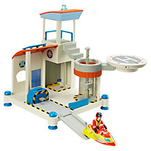 Buy Fireman Sam Ocean Rescue Playset Online at johnlewis.com