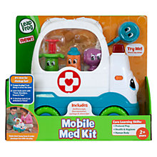 Buy LeapFrog Mobile Med Kit Online at johnlewis.com