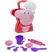 Buy Peppa Pig's Baking Carry Case Online at johnlewis.com