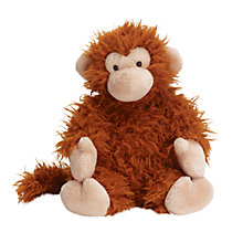 Buy Manhattan Toy Macey Monkey, Large Online at johnlewis.com