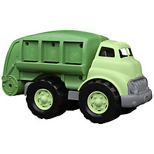 Buy Green Toys Recycle Truck Online at johnlewis.com
