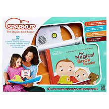 Buy Sparkup Magical Book Reader Online at johnlewis.com