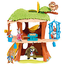 Buy Peter Rabbit Treehouse Playset Online at johnlewis.com