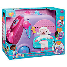 Buy Doc McStuffins Get Better Talking Mobile Toy Online at johnlewis.com