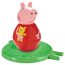 Buy Peppa Pig Weebles, Assorted Online at johnlewis.com
