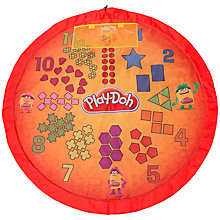 Buy Large Play-Doh Play Mat Online at johnlewis.com