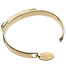 Buy Lola Rose Henriette Quartzite Bracelet, Gold/ Black Online at johnlewis.com