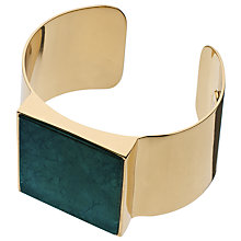 Buy Lola Rose Holliday Moroccan Blue Quartzite Bracelet, Gold/Blue Online at johnlewis.com
