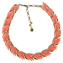 Buy Alice Joseph Vintage 1950s Kramer Thermoplastic Necklace, Bracelet and Clip-On Earrings Set Online at johnlewis.com