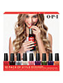 OPI Nails - Nail Lacquer - Coca-Cola Collection Mini Pack, 10 x 3.75ml