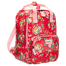 Buy Cath Kidston Kingswood Rose Mini Backpack Online at johnlewis.com