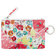 Buy Cath Kidston Patchwork Pocket Purse with Keyring Online at johnlewis.com