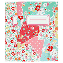 Buy Cath Kidston Patchwork Notebooks, Set of 2 Online at johnlewis.com