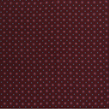 Buy John Lewis Retro Print Pocket Square, Red Online at johnlewis.com