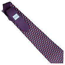 Buy Thomas Pink Rabbit Friend Printed Tie Online at johnlewis.com