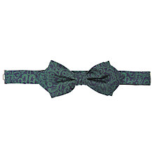 Buy John Lewis Archive Print Silk Bow Tie Online at johnlewis.com