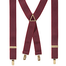 Buy John Lewis Diamond Braces, Wine Online at johnlewis.com