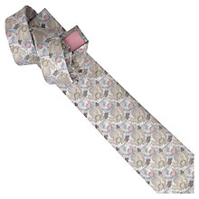 Buy Thomas Pink Harrogate Flower Woven Tie Online at johnlewis.com
