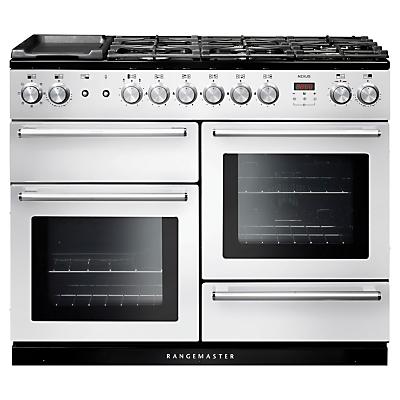 Rangemaster Nexus 110 Dual Fuel Range Cooker