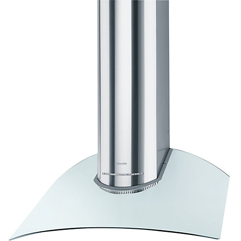 Buy Miele DA249-4 Chimney Cooker Hood, Stainless Steel/Glass Online at johnlewis.com