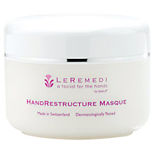 Buy Jessica Le Remedi Hand Restructure Masque, 250ml Online at johnlewis.com