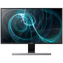 "Buy Samsung S27D590PSX LED PC Monitor, 27"", Black Online at johnlewis.com"