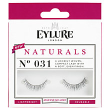Buy Eylure Naturals 031 False Eyelashes Online at johnlewis.com