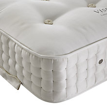 Buy Vi-Spring Chatsworth Superb Zip Link Mattress, Super Kingsize Online at johnlewis.com