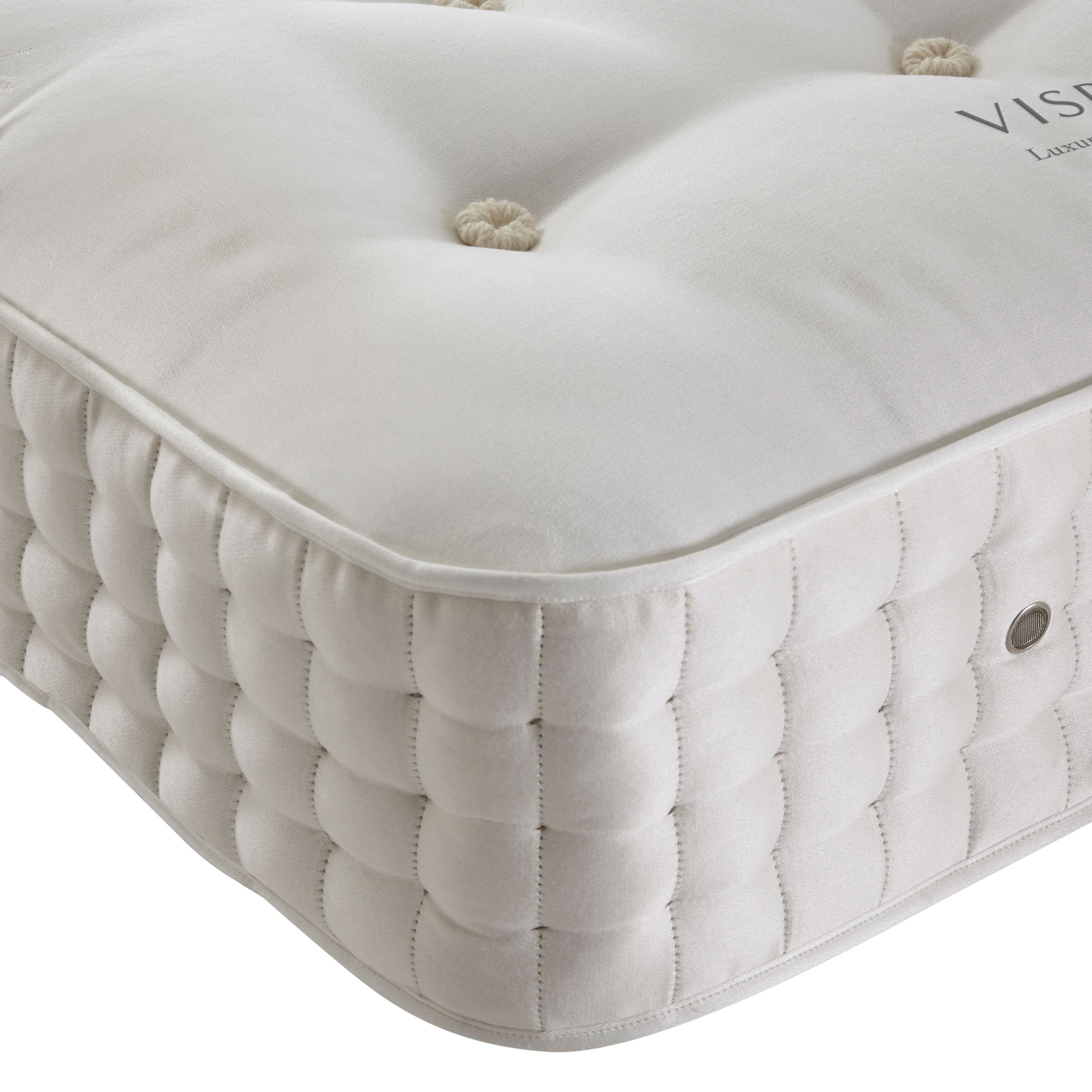 Vi-Spring Stowe Superb Zip Link Mattress, Super Kingsize