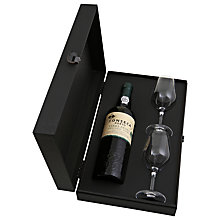 Buy Fonseca Terra Prima Organic Port and 2 Glasses Set, 75cl Online at johnlewis.com