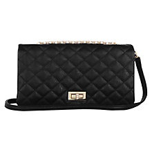 Buy Oasis Capni Quilted Cross Body Bag Online at johnlewis.com